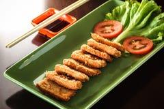 Fish crisp Royalty Free Stock Photo