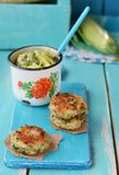 Fish croquette Stock Image