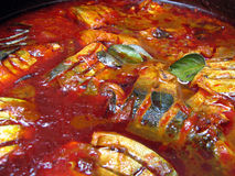 Fish Curry. Indian Fish Curry Royalty Free Stock Image
