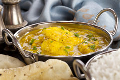 Fish Curry Royalty Free Stock Photography