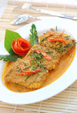 Fish curry Royalty Free Stock Photos