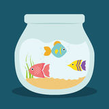 Fish design Royalty Free Stock Photo