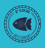 Fish design Royalty Free Stock Images