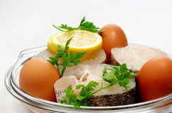 Fish Diet Royalty Free Stock Photo