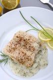 Fish dish Royalty Free Stock Image
