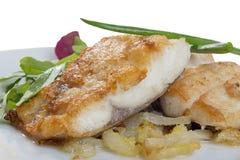 Fish dish Stock Photography