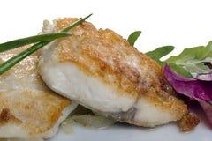 Fish dish Stock Image