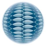 Fish eye. Vector illustration of fish eye Stock Images