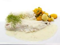 Fish filet Royalty Free Stock Photo