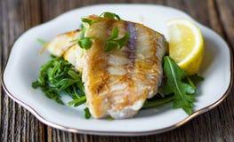 Fish fillet Stock Photos