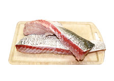 Fish fillets Royalty Free Stock Photos