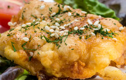 Free Fish Fillets Fried Royalty Free Stock Images - 36006149