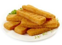 Fish fingers Stock Image