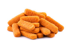 Fish fingers Royalty Free Stock Photos