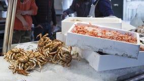 Fish at the fish market Stock Photo