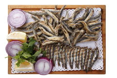 Fish/food Stock Images
