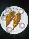 Fish fry Stock Image