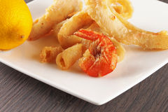 Fish fry Royalty Free Stock Photos