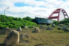 Fish Harbor, ChuWei Royalty Free Stock Photo