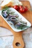 Fish herring Stock Photo