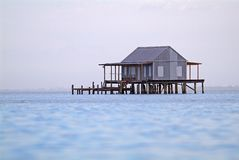 Fish House Stock Images