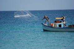 Fish hunter Royalty Free Stock Images