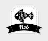Fish icon. Design,  illustration eps10 graphic Stock Photo
