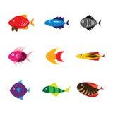 Fish icon,. Fish icon eps 10 Stock Photos