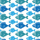Fish icon graphic design. Vector illustration eps10 Stock Photography