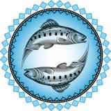 Fish illustration Royalty Free Stock Image