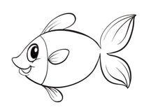 A fish stock illustration