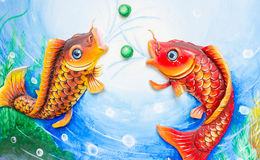 FISH IMAGE royalty free illustration