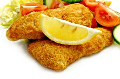 Free Fish In Batter Royalty Free Stock Image - 2265496