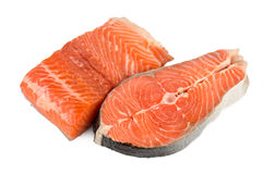 Fish isolated Stock Photos