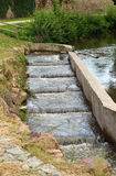 Fish ladder Royalty Free Stock Photos
