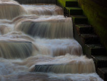 Fish Ladder Stock Photo