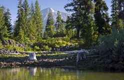 Fish Lake, Oregon Stock Photo