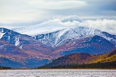 Fish Lake, Whitehorse, Yukon Fall Scenery