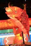 Fish lantern Stock Photos
