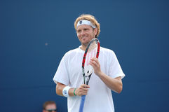 Fish Mardy US tennis star (3) Royalty Free Stock Photography