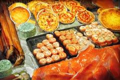 Fish Market Royalty Free Stock Photos