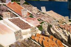 Fish market Stock Image