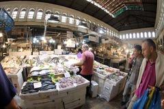 Fish market Royalty Free Stock Photo