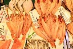 Fish market Royalty Free Stock Photography