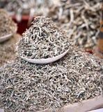 Fish market in South Korea Stock Photo