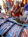 Fish market, Split, Croatia Stock Photo