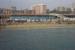 Fish Market in Valparaiso, Chile royalty free stock image