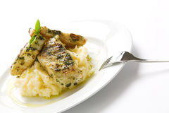Fish & Mash 5 Royalty Free Stock Images