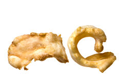 Fish Maw (Gas Bladder) Isolated Stock Images