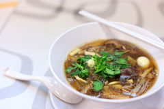 Fish Maw Soup Stock Photography